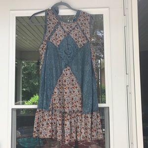 Boho umgee dress